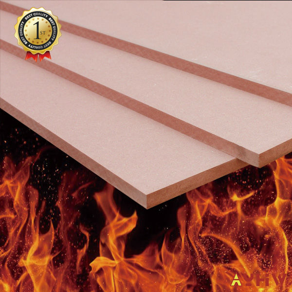 inflammable high density fiberboard for ktv