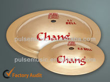 "Chang 6.5"" Bell Cymbal For Sales, Effect Cymbal"