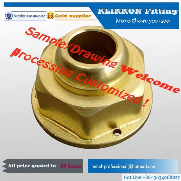 klikkon taizhou guangbo male brass water hose quick connector