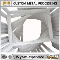 zinc plated sheet metal fabrication formulas