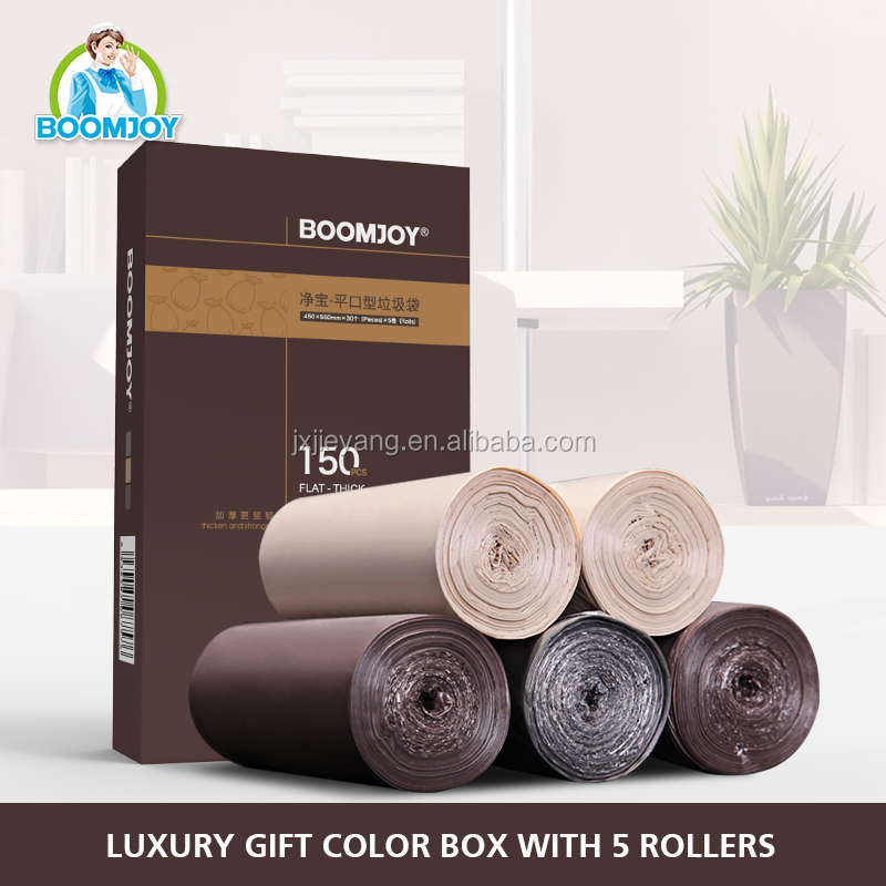 Website shopping High quality Luxury gift box packing Super high bearing Rubbish bag