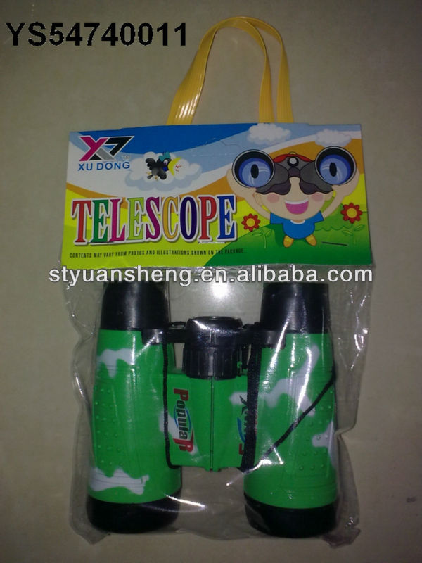 2013 Top Popular Plastic telescope toys for kid