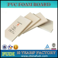 10 years' experience plastic laminate wood board, lightweight plastic board