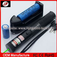 Hot Sale Top Laser 303 Green Laser Pointer Adjustable Focal Length Laser pen