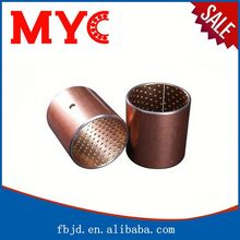 Bearing distributor steel plates with hole