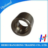 carbon steel threaded pipe sleeve coupling