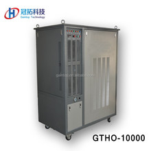 Industry gas cutting machine from Oxy-hydrogen generator/ hydrogen hho technology
