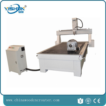 Multicam cnc router machine for wood carving Nc studio 4 axis cnc wood cutting machine wood electric cnc engraver
