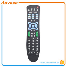 dvd player remote 6 in 1 universal remote control for a/c (kt-n818)