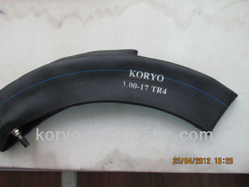 2014 hot sale 4.0-18 TR4 china manufacturer motorcycle tube