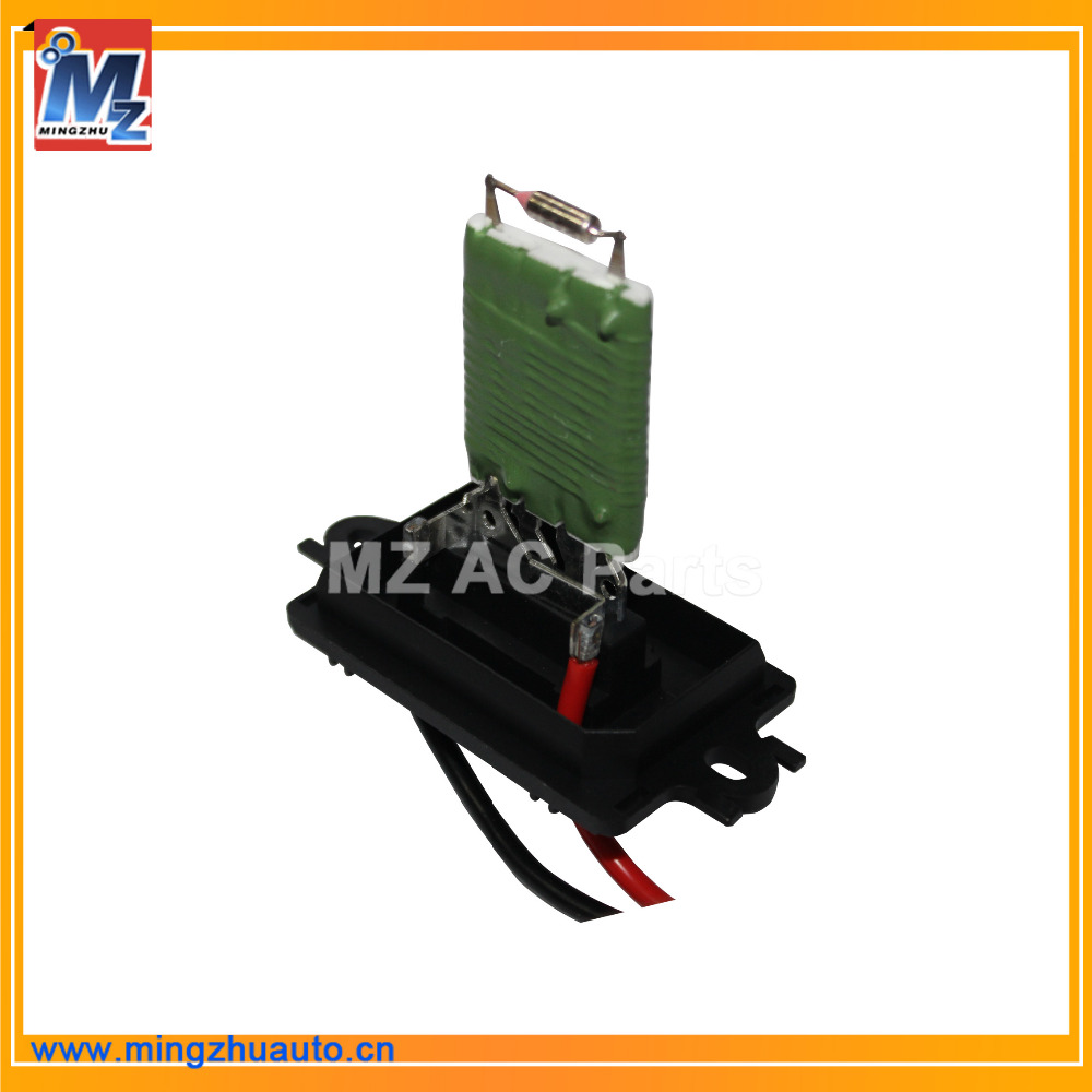 Factory Price 7701207876 AC Blower Motor Resistor For Renault