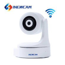 720P Smart Home 360 Intelligent Auto Tracking Robot P2P Wireless IP Camera