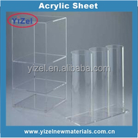 High quality China factory 1mm acrylic mirror sheet PMMA