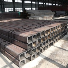 High Quality cold rolled big diameter thick wall square hollow section weight of gi pipe