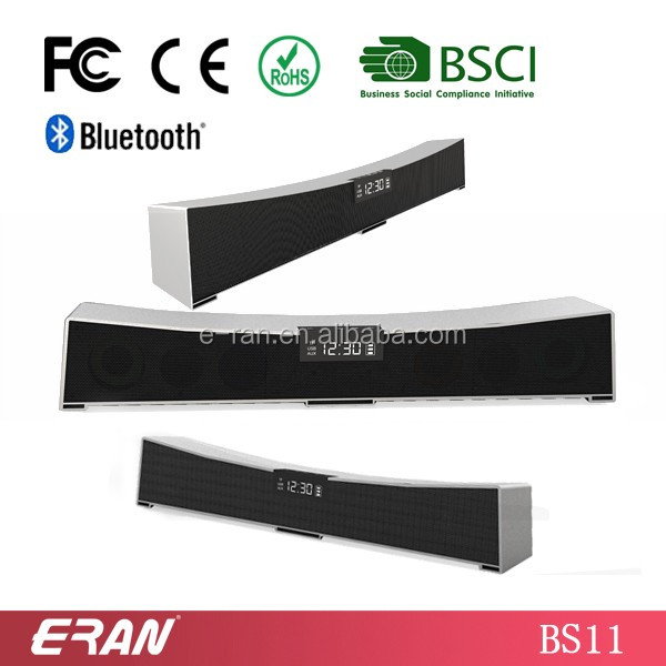 Bluetooth Speaker Manufacturers sound bar speaker with memory card