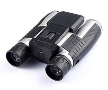 "Digital Camera Binoculars with 2"" LCD Screen 12x32 Video Recorder Camcorder LCD Telescope For Watching, Hunting, and Spying"