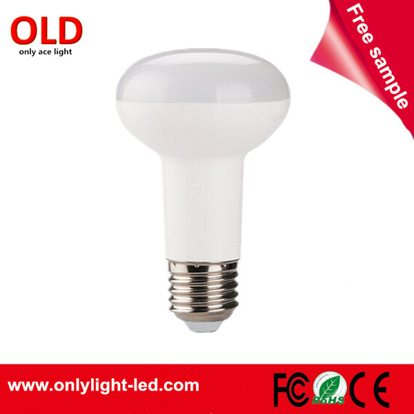 made in china 7W BR20 led bulb E27 mushroom lamp 3000K 6000K white 85-265V for US market