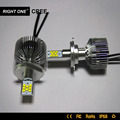"New type 7"" led headlight for jeep 5000lm qeedon led headlight"