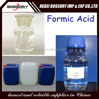 Formic Acid 85% ,90% which used in neutralizing agent of leather