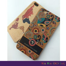 Hot new products wooden cell phone cases, funky mobile phone case for promotional gift
