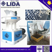3Ton/hour LIDA brand wood pellet making machine LD850 for sale/how to make Wood Fuels pellet
