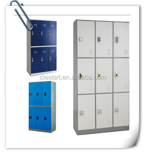government project high quality steel/metal army locker