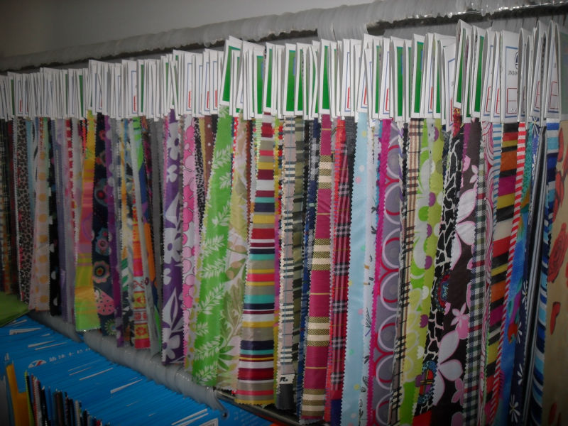 100% polyester lining print fabric