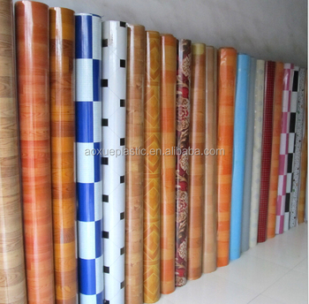 Cheap vinyl flooring rolls