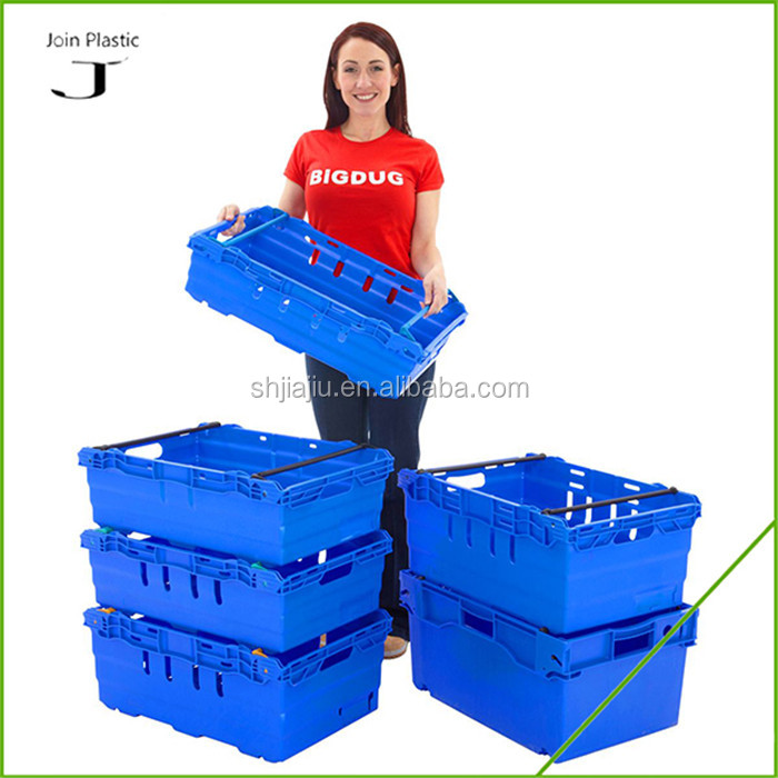 stable plastic crate stackable plastic crates for produce