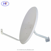Hengyu KU band 0.80m high quality satellite dish antenna
