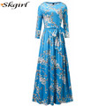 oem new muslim floral print women dresses in dubai long sleeve islamic abaya