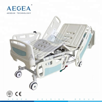 AG-BY003B remote control deluxe hospital medical equipments electric beds for disabled sale