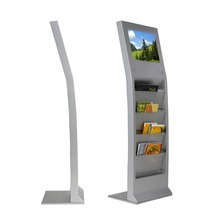 17 inch Digital Floor Stand Indoor LCD Signboard