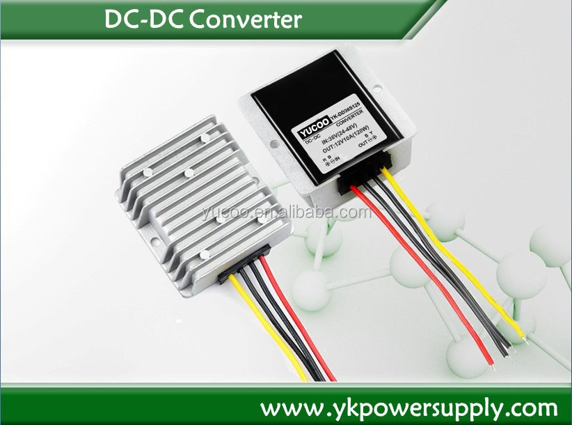 dc to dc converter 12vdc to 19vdc for cars 5A