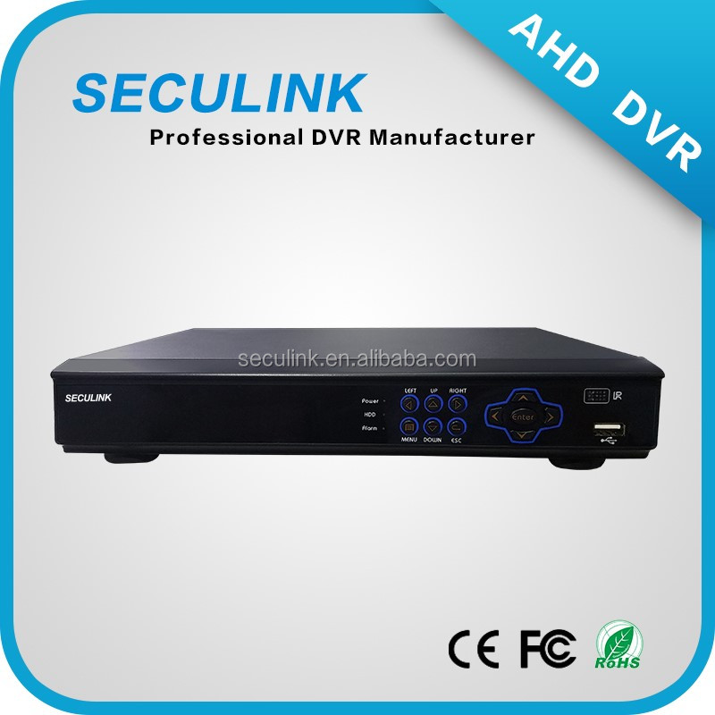 4ch h.264 dvr reset password 1080n ahd dvr with free DDNS