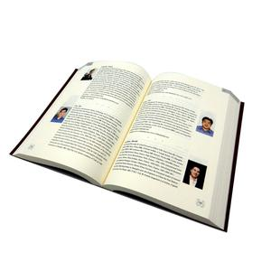 Accept customized design offset printing service for soft cover books