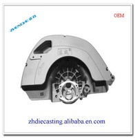 aluminum die casting power tools parts OEM zhejiang china
