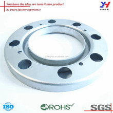 OEM ODM customized pad flange standard/collar flange/ different diameter flange