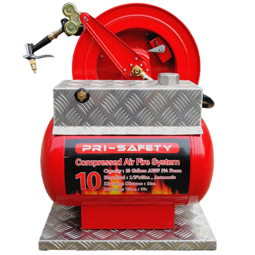 2018 Latest design Compressed Air Foam Fire Suppression Systems
