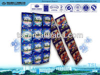 15g-200g sachet washing powder fast cleaning clothes for africa market