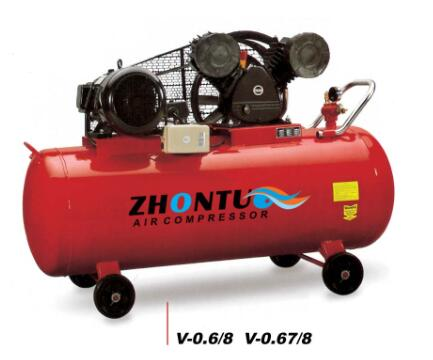 5.5HP BELT AIR compressor