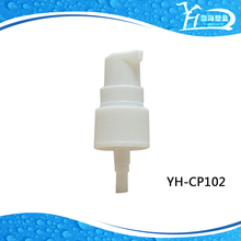 Customizable plastic 20/410 0.25-0.38ML/T portable foam soap sprayer for pet bottle