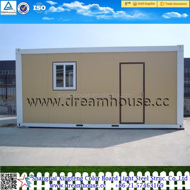 China produced flat pack container house living container house,prefab flat pack homes container