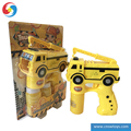 Novel bubble maker toy Truck bubble toy gun for kids CB1804206