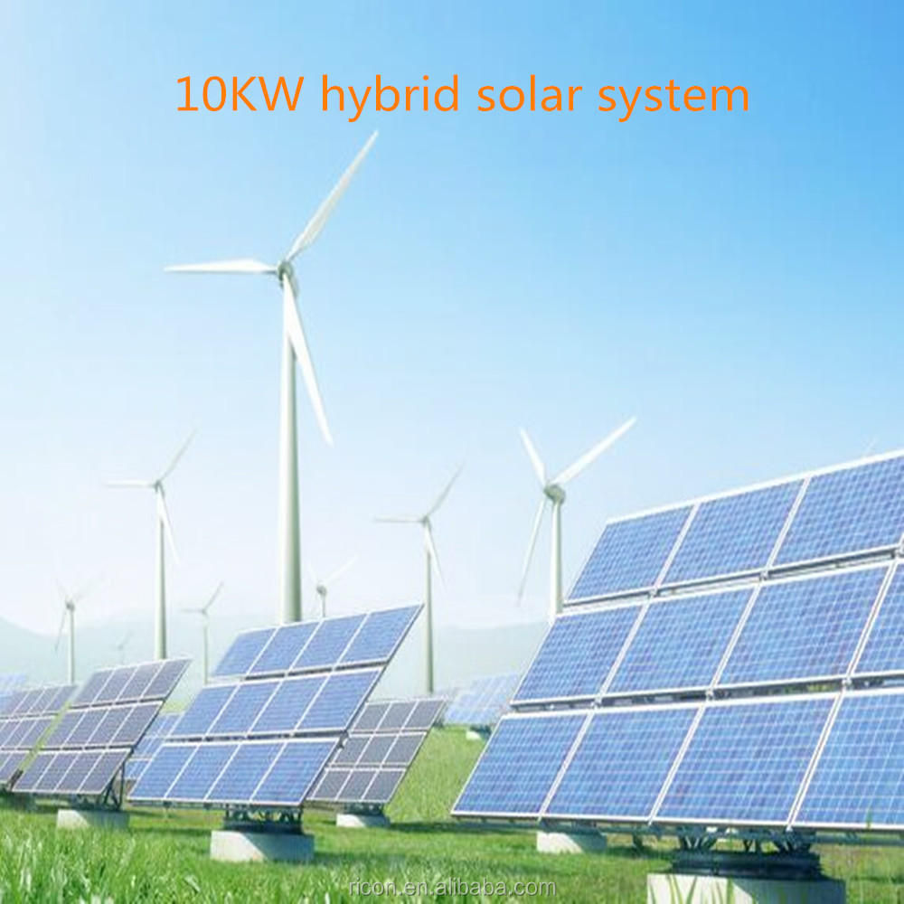 wind solar power system 10kw from qualified supplier China