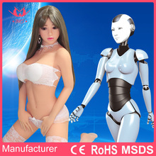 2017 New 165cm Full Size realistic Free Talking Sex Robot Doll For Men