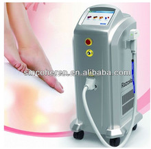 Best shr 808nm Diode Laser Hair Removal Machine Safely Treats All Skin Types / Body Hair Removal top laser beauty salon used