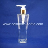 250ml pet bottle, 250ml plastic bottle shape design(FPET250-K)