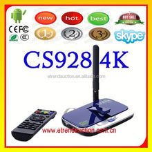 RK3288 2G RAM 8G ROM 2015 Best Selling Direct TV Set Top Box