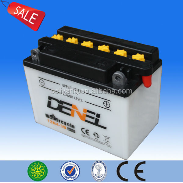 12v 4ah winner of lowest price of motorcycles batteries in china !export motorcycle batery,battery 12v small